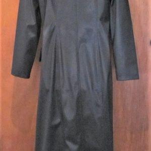 Louise Paris Jackets & Coats - Black Maxi Coat Louise Paris-Goth like